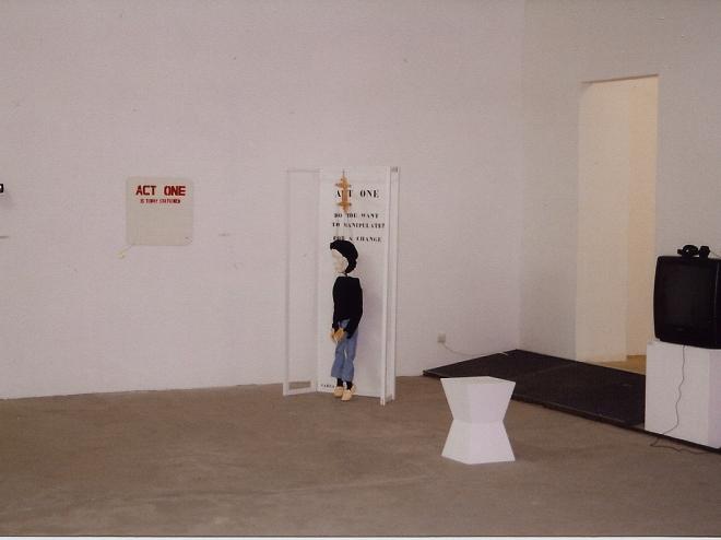 Ramble, Ram Gallery, Rotterdam 2002