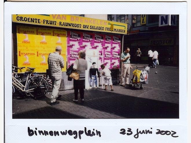 Ramble, Rotterdam 2002