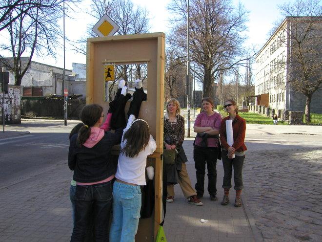 Last News, Laznia, Gdansk, Poland 2007
