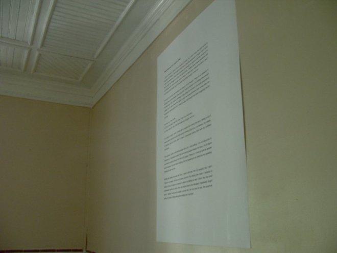 Casa da Esquina, Coimbra 2010