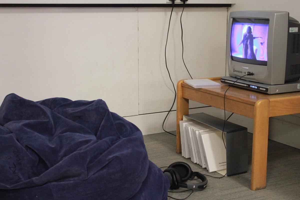 AMIW Video Lounge, at WAL, London 2012