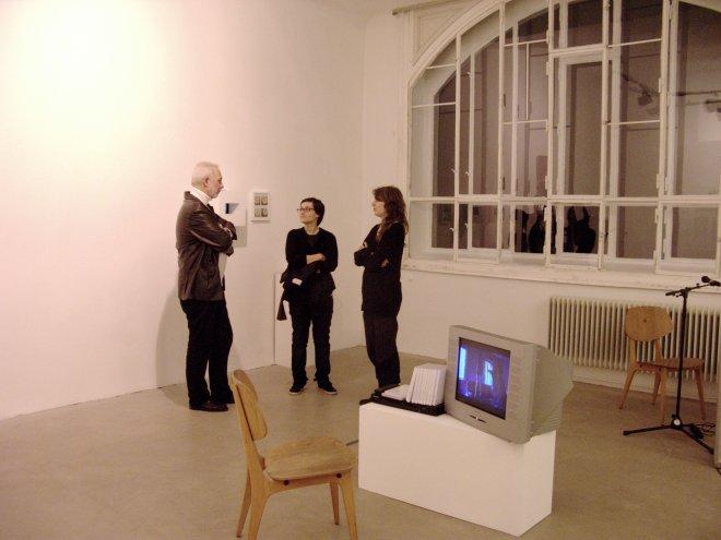 Opening, VBKÖ, Vienna, 2011