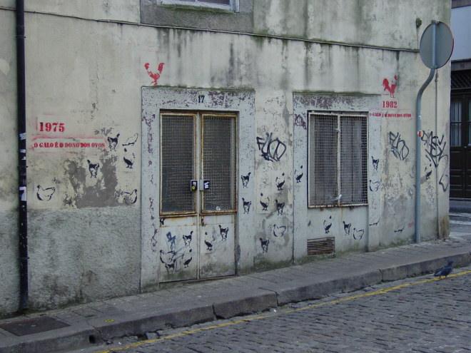 O Galo é o Dono dos Ovos, Catarina Carneiro de Sousa, Balancette#4 2004