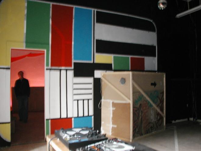 Les 33, Het Wilde Weten Rotterdam, installation view