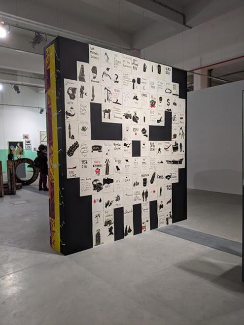 Centro de Arte Oliva, 2020, photo by Andi Studer