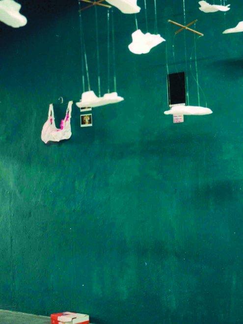 Objectos Enviáveis - Inviáveis, Caldeira 213, Porto 2000