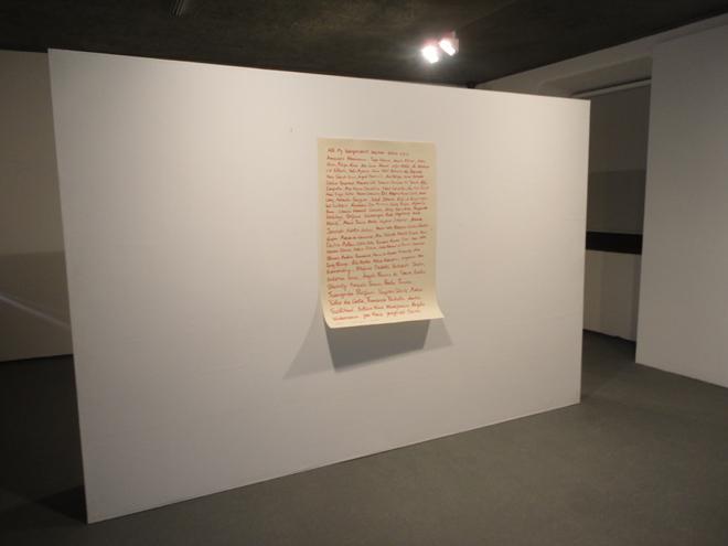 A Caixa: Desafios Artísticos em Óbidos, 2013