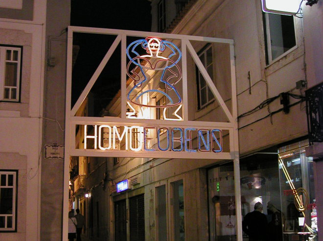 homoludens / Homofóbico - Torres Vedras