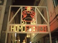 Homoludens / Homofóbico