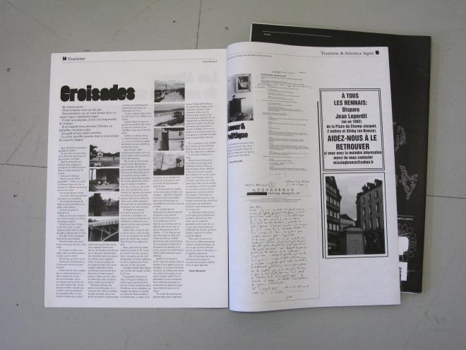 journal nº1, 2010