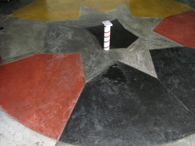 MISSOPO, Porto 2012, floor design