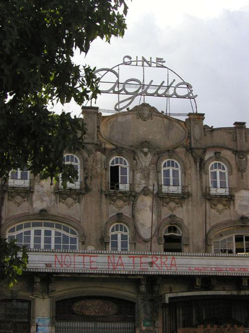 Cinema Águia d\'Ouro, Porto
