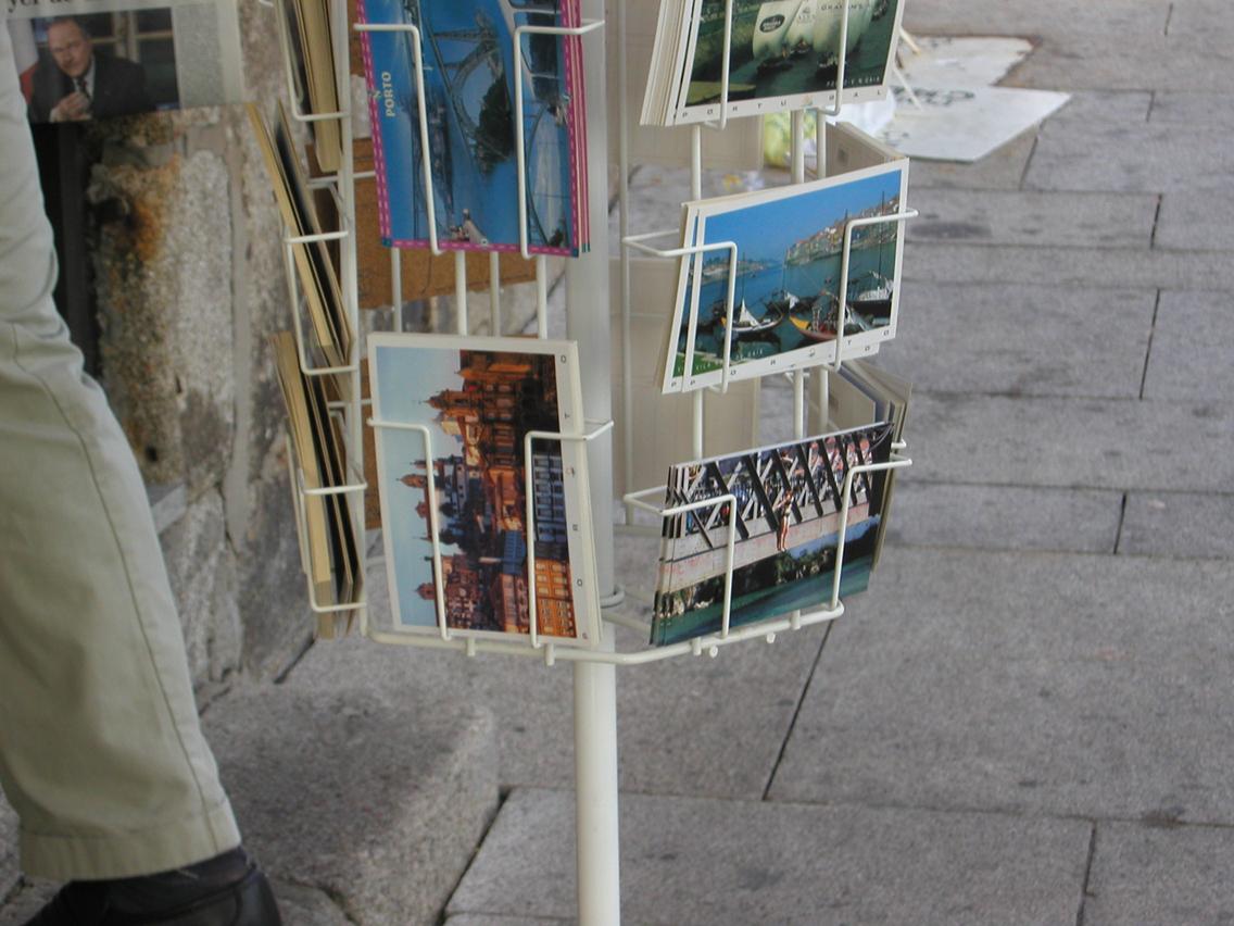 Postcard - Ribeira, Porto