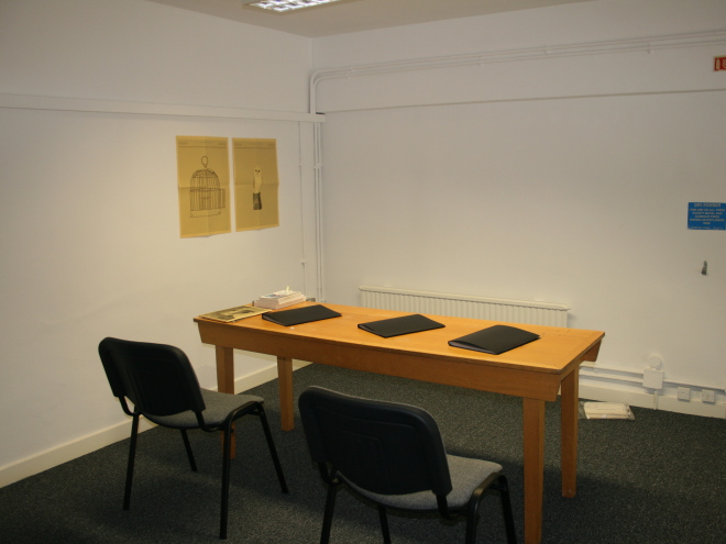 The Politics of Encounters, installation view