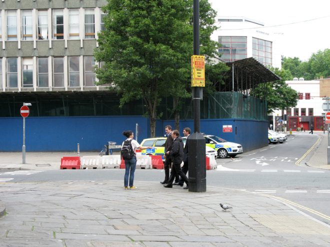 23/07/08 on snooping - Nelson Street, photo by: Fatma ÇiftÇi